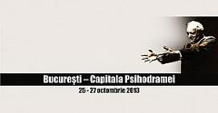 Bucuresti - Capitala Psihodramei - A VI-a Conferință Națională de Psihodramă