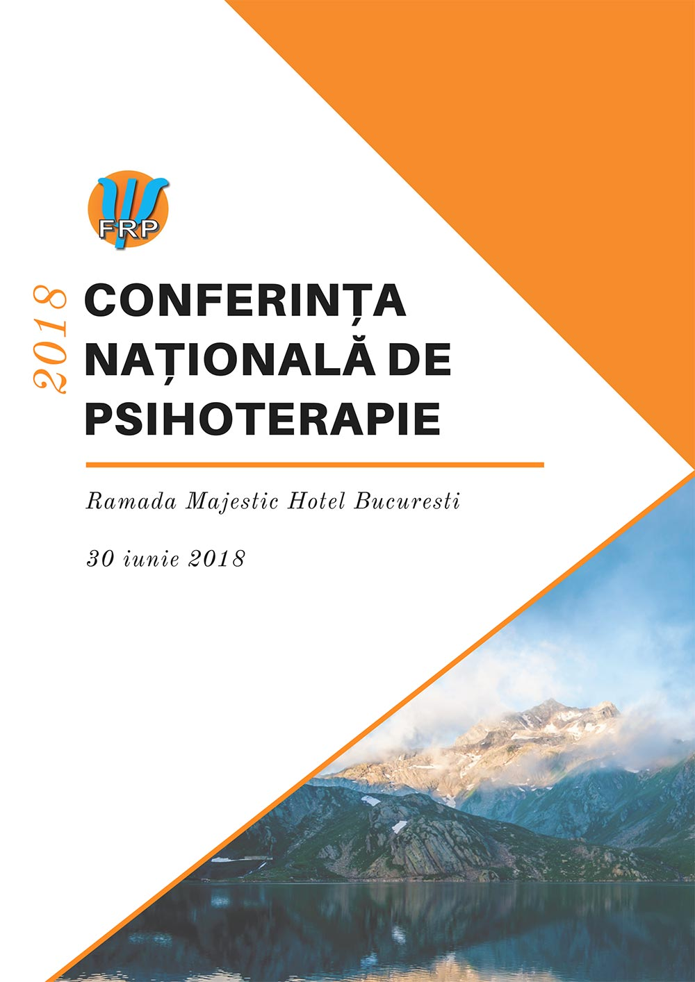 Conferinta Nationala de Psihoterapie 2018